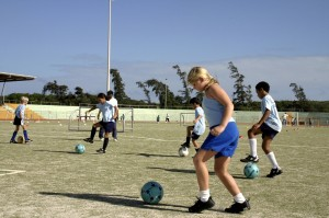 大人のサッカースクール